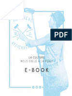 eBook Montreal Affichage