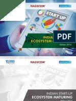 Indian Start-up Ecosystem Maturing Edition 2016 17112016