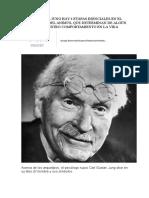 Según Carl Jung Hay 4 Etapas Esenciales en El Desarrollo Del Animus