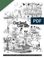 Rural Curriculum India 1 of 8
