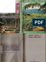 Livro Nossa Terra e Nossa História Parte 1