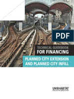 FINAL - Technical Guidebook for Financing_Planned City Extension & Planned City Infill