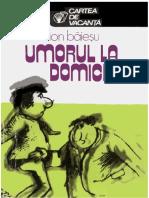 Baiesu, Ion - Umor La Domiciliu (v1.0) RI