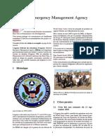 Federal Emergency Management Agency