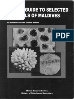 Generic Guide to Selected Corals of Maldives