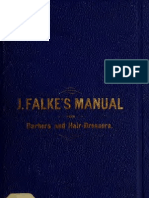 (1882) J. Falke's Manual for Barber's & Hairdressers