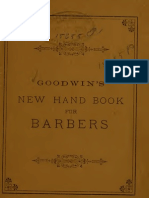 (1884) Goodwin's New Hand Book for Barbers