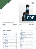 Alcatel 1035x 1035d User Manual