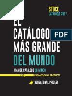 Catalogo Promozionale 2017