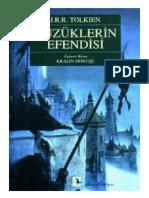 Kralın Dönüşü (Yüzüklerin Efendisi, #3) by J.R.R. Tolkien