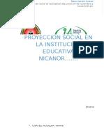 Trabajo Proyeccion Social