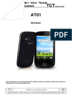 Alcatel AT01 L2 Service Manual