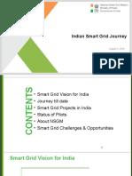 Indian Smart Grid Journey