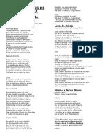 Himnos Civicos de Guatemala