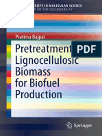 (SpringerBriefs in Molecular Science) Pratima Bajpai (Auth.)-Pretreatment of Lignocellulosic Biomass for Biofuel Production-Springer Singapore (2016)
