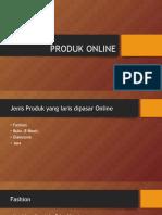 Produk Online