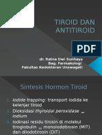 Farmakoterapi Kelainan Tiroid_2011.pptx