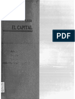 Leer el capital de Lois Althusser
