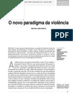 Wieviorka O novo paradigma da violência.pdf
