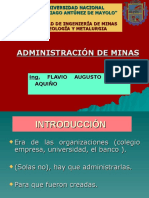 ADMINISTRACIÓN - 1