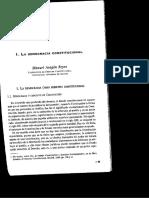 18 - Manuel Aragon - La Democracia Constitucional1
