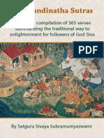 Nandi Natha Sutras