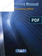GANA Glazing Manual - 50th Anniversary Edition