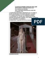 El Simbolismo de La Luz en La Catedral Gotica de 1140 a 1400