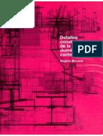 Detalles Constructivos de La Arquitectura Doméstica Contemporánea - Mc Leod