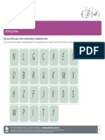 Alphabetical Order BcfWkikrxf