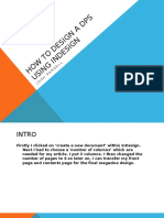 How to Design a DPS in InDesign