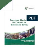 Programa Nacional Brucelosis Bovina