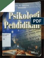 Psikologi Pendidikan-Dalyono