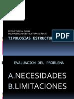 Nivel I-Diseño Estructural Arquitectura 2