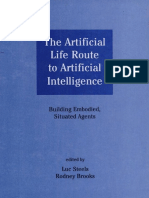 The Artificial Life Route to Artificial Intelligence_ Building Embodied, Situated Agents -Lawrence Erlbaum (1995)