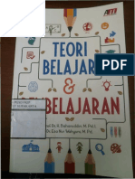 Teori Belajar Dan Pembelajaran-Baharuddin