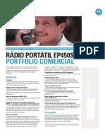 Catalogo Radio Motorola_EP450