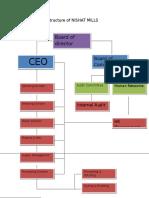 Organizational Structure of NISHAT MILLS.docx