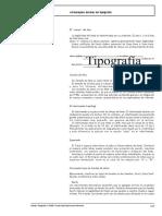 Conceptos basicos de tipografía.