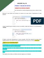Lección 14 y 15 (Entrada de Datos Con La Clase Scanner y La Clase JOptionPane, Transformar Datos Numéricos Tipo String a Int y Double Con El Método ParseInt y ParseDouble, Trabajar Con 2 Decimales Printf)