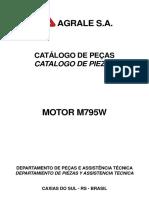 Motor M795W