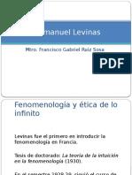 Emmanuel Levinas