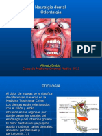 Neuralgia Dental 2013
