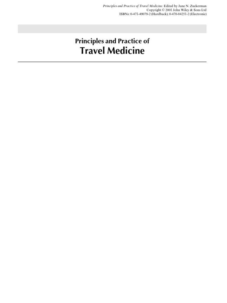 a353caf25308 Principles and Practice of Travel Medicine - J. Zuckerman (Wiley ...
