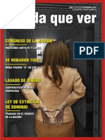 NADA QUE VER (Revista). Edicion Número 33.Córdoba (Argentina),2017.
