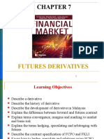 Fin Mkt Chapter 7- Futures Derivatives (New)