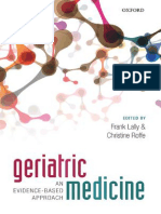 Geriatric Medicine - Lally, Frank, Roffe, Christine [SRG]