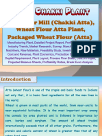 322450717 Atta Chakki Plant Mini Flour Mill Chakki Atta Wheat Flour Atta Plant Packaged Wheat Flour Atta Manufacturing Plant Detailed Project Report P