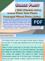 322450717 Atta Chakki Plant Mini Flour Mill Chakki Atta Wheat Flour Atta Plant Packaged Wheat Flour Atta Manufacturing Plant Detailed Project Report P