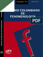 Anuario Colombiano de Fenomenologia Vol VII.pdf